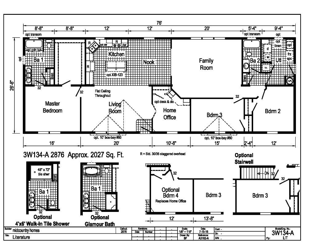 Floor Plans 2000 Sq Ft