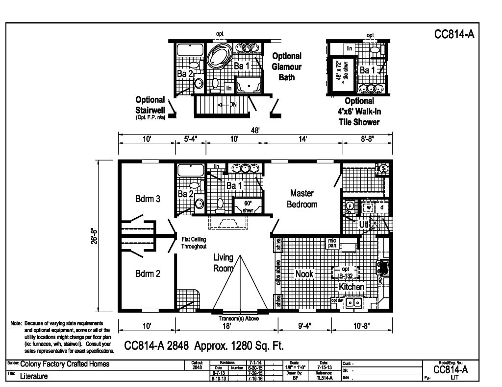 Floor plans 900 1500 sq ft House plans less than 1500 square feet