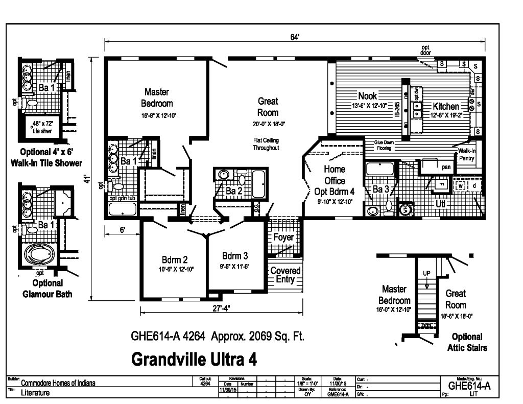 Floor plans 2000 sq ft for 2000 square foot floor plans
