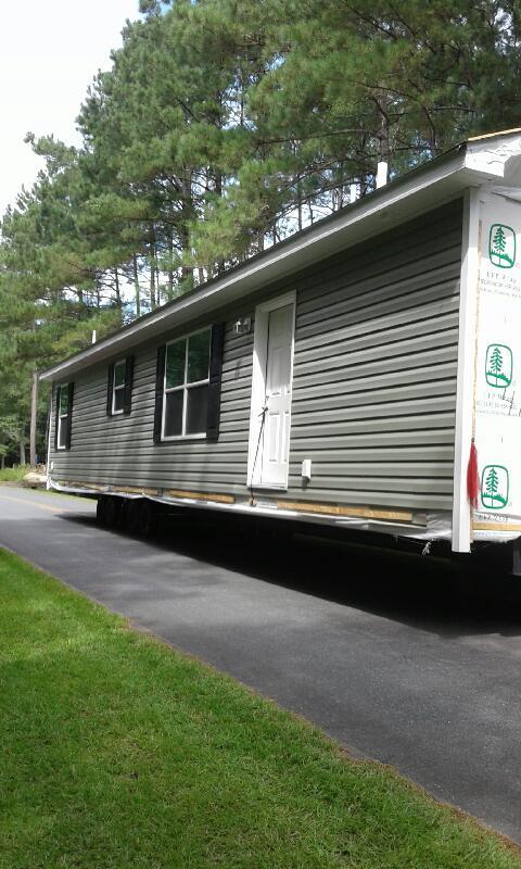 Martin 39 s home delivered for Martin home exteriors jacksonville fl